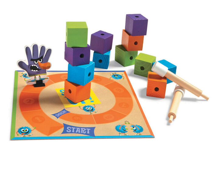 Stack Up! Game for Kids