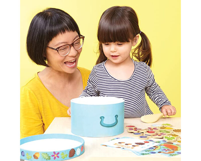Acorn Soup: Board Game for Toddlers