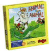 Animal Upon Animal: Board Game for Kids