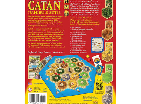 Catan: Board Game for Kids