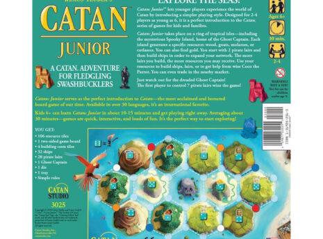 Catan Junior: Board Game for Kids