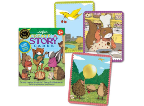 Create a Story: Animal Village: Game for Kids