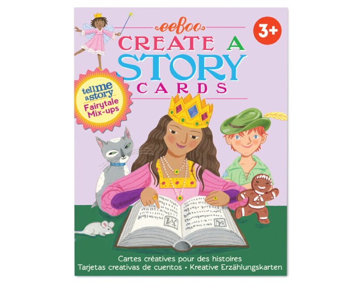 Create a Story: Fairy Tale Mix-Up: Game for Kids