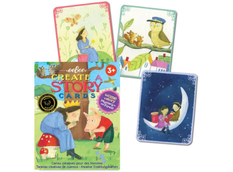 Create a Story: Mystery in the Forest: Game for Kids