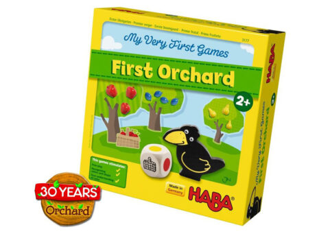 First Orchard: Board Game for Toddlers