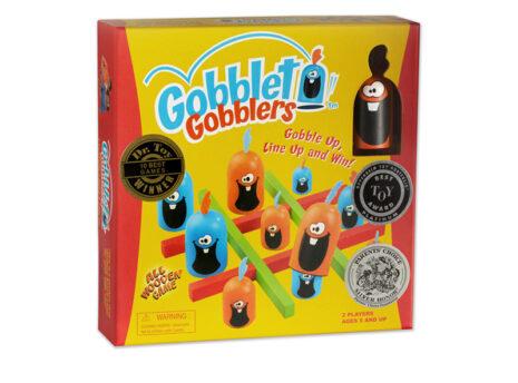 Gobblet Gobblers: Game for Kids