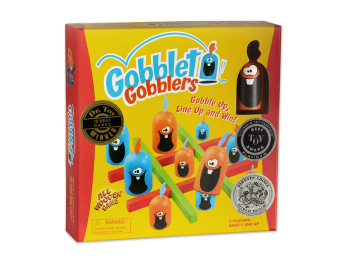 Gobblet Gobblers: Game for Kids