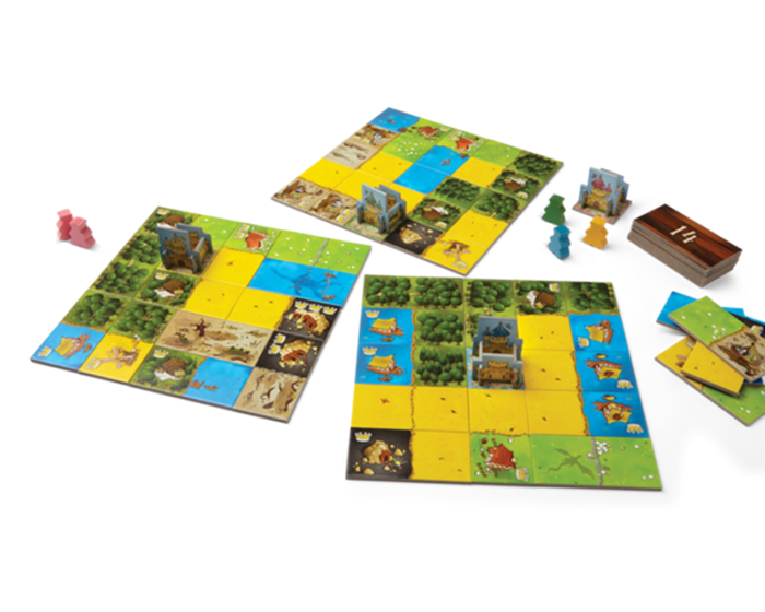 Kingdomino: Board Game for Kids