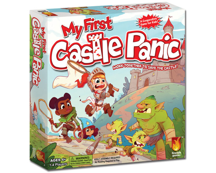 My First Castle Panic: Game for Kids
