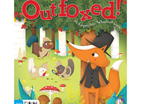 Outfoxed: Board Game for Kids