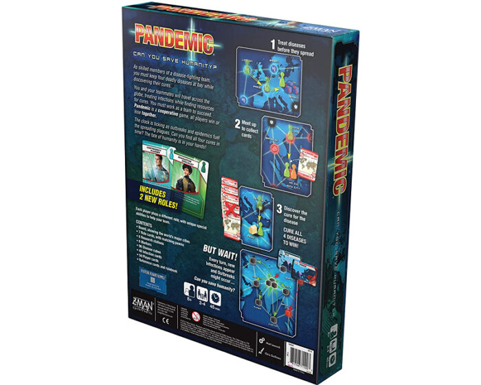Pandemic: Board Game for Kids