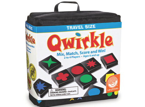 Travel Qwirkle: Game for Kids