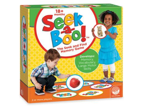 Seek-a-Boo: Game for Kids