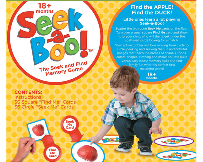 Seek-a-Boo: Game for Kids