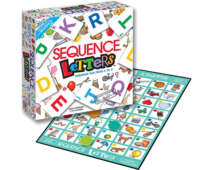 Sequence Letters: Game for Kids
