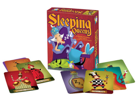 Sleeping Queens: Card Game for Kids