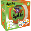 Spot It! Jr Animals: Card Game for Kids